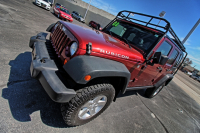 2008 Jeep Wrangler Unlimited 4x4 Rubicon
